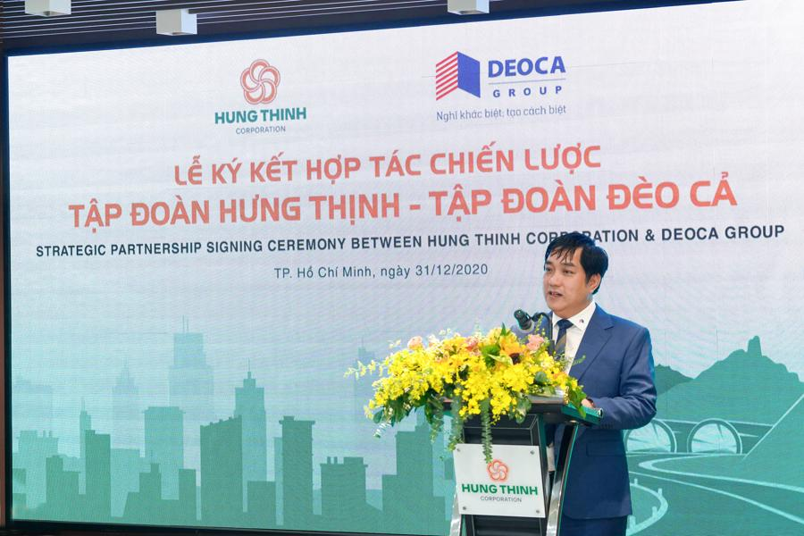 Tập đoàn Hưng Thịnh hợp tác cùng tập đoàn Đèo Cả - Ảnh 3.