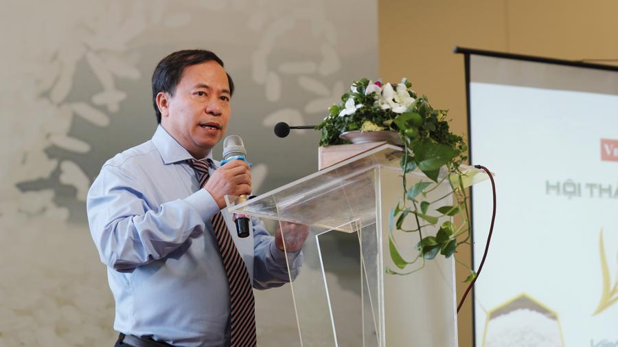 Ông Nguyễn Hồng Sơn - Viện trưởng Viện Khoa học Nông nghiệp - Bộ NN&PTNT