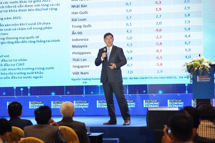 [Trực tiếp]: Kịch bản nào cho Kinh tế Việt Nam 2021? - Ảnh 4.