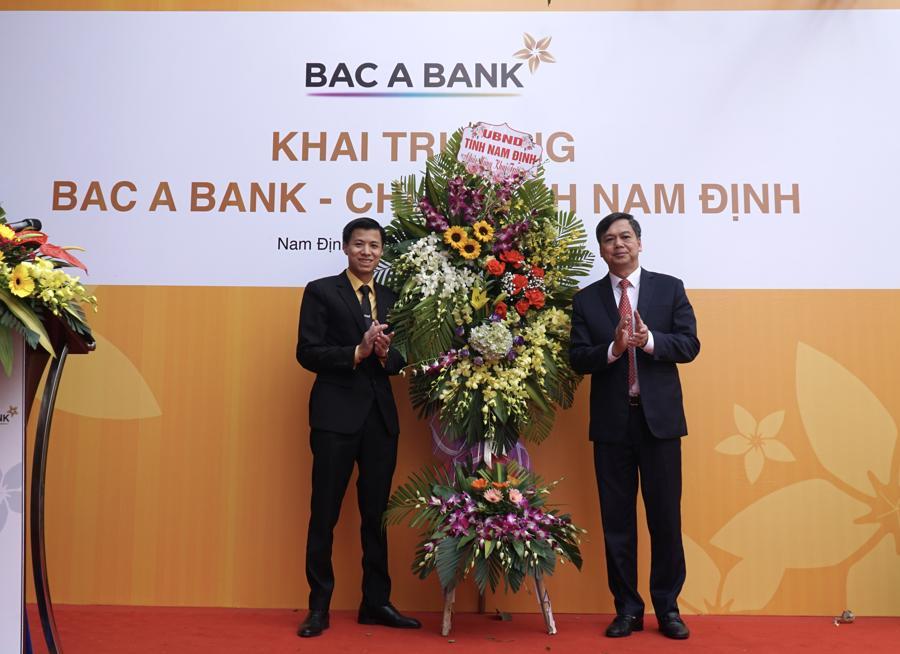 BAC A BANK chính thức đặt chân tới Nam Định - Ảnh 1.