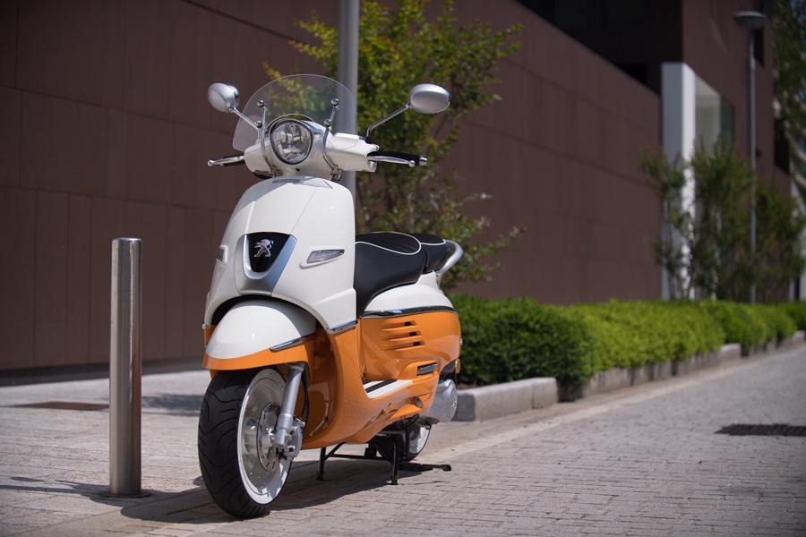 Peugeot Django – Xe tay ga Pháp giá 68 triệu đồng - Ảnh 1.