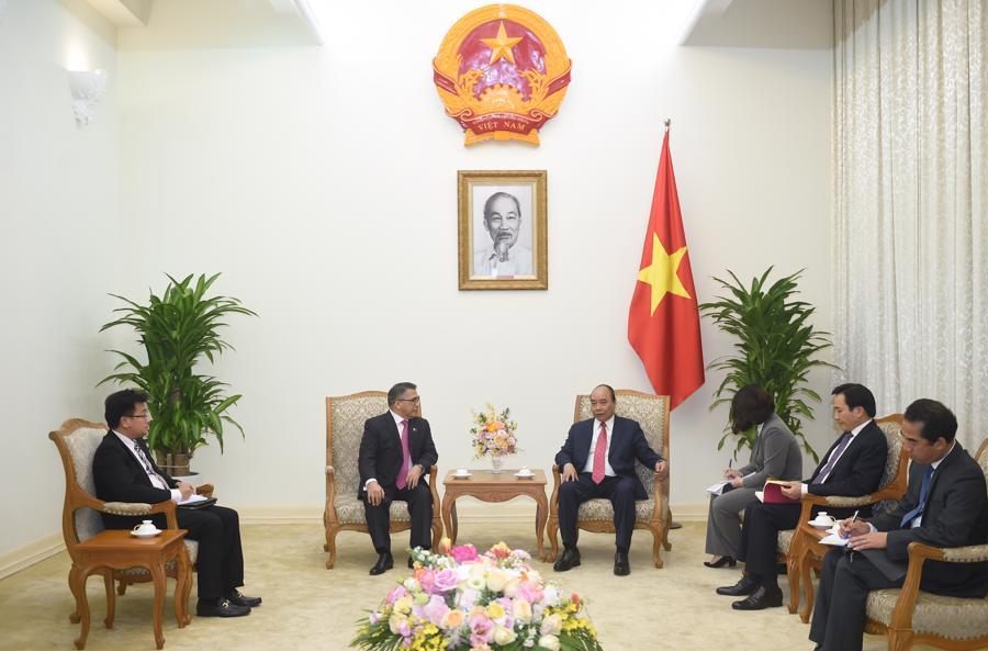 Việt Nam cam kết cung cấp gạo ổn định và lâu dài cho Philippines - Ảnh 1.