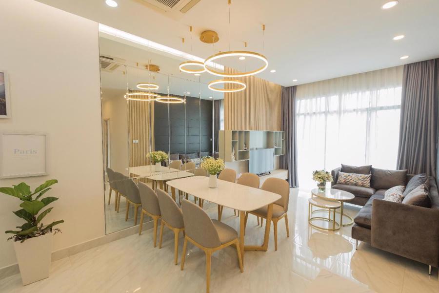 Không gian sống tiện nghi trong căn hộ tại dự án cao cấp bậc nhất Dĩ An - Bình Dường - Ảnh 1.