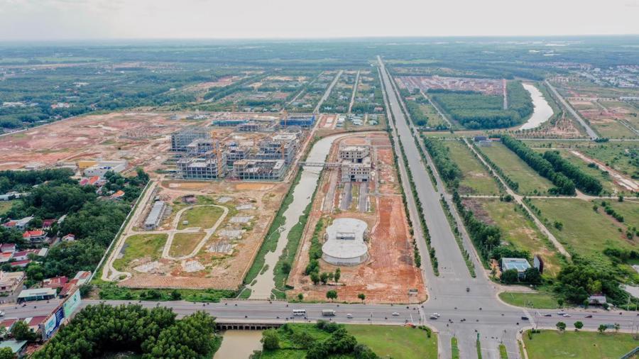 Sắp có đại học quốc tế lớn bậc nhất Việt Nam tại Bến Cát - Bình Dương - Ảnh 1.