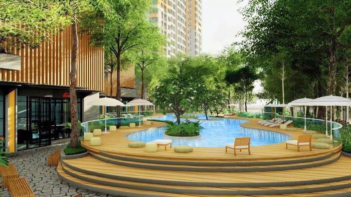Không gian sống tiện nghi trong căn hộ tại dự án cao cấp bậc nhất Dĩ An - Bình Dường - Ảnh 10.