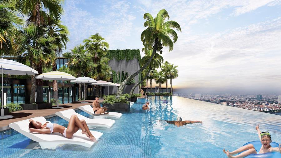 Sunshine Group triển khai tổ hợp resort trên ốc đảo, giữa hồ nhân tạo lớn bậc nhất Sài Gòn - Ảnh 10.