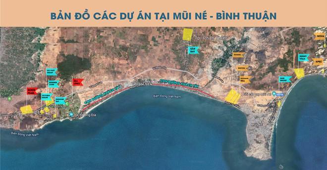 Những tác nhân khiến giá đất nhiều tuyến đường chính Phan Thiết tăng - Ảnh 2.