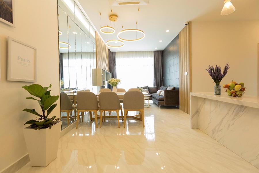 Không gian sống tiện nghi trong căn hộ tại dự án cao cấp bậc nhất Dĩ An - Bình Dường - Ảnh 2.