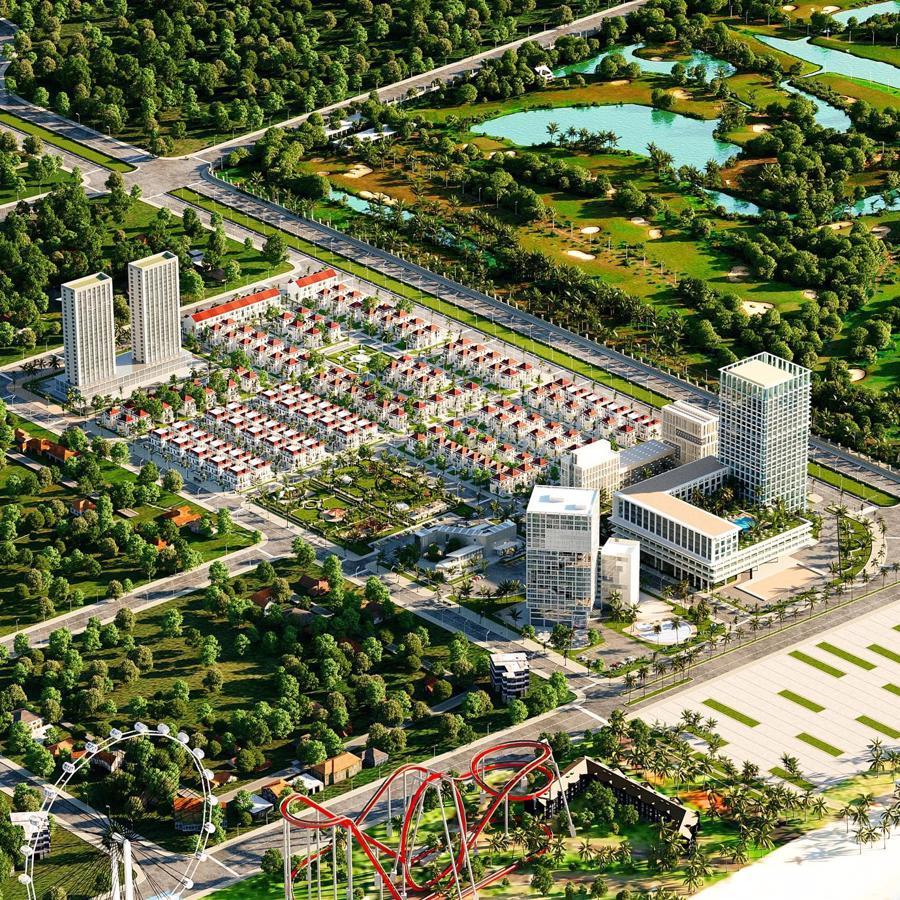 """Vingroup, FLC, Lotte cùng loạt dự án tỷ """"đô"""" đồng loạt đổ bộ vào Cửa Lò - Ảnh 1."""