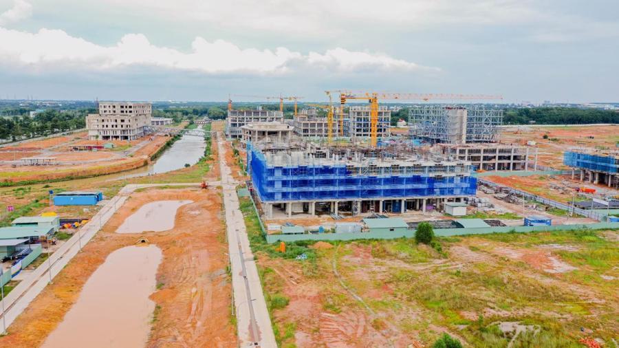 Sắp có đại học quốc tế lớn bậc nhất Việt Nam tại Bến Cát - Bình Dương - Ảnh 2.