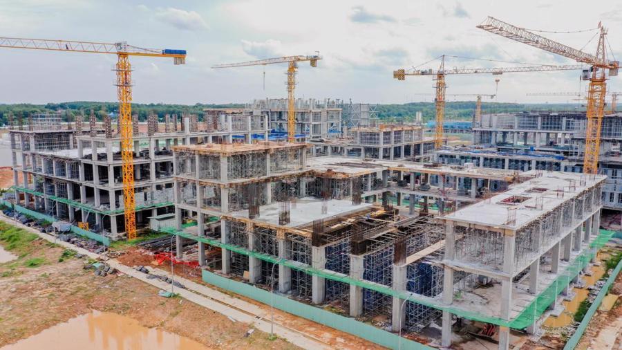 Sắp có đại học quốc tế lớn bậc nhất Việt Nam tại Bến Cát - Bình Dương - Ảnh 3.