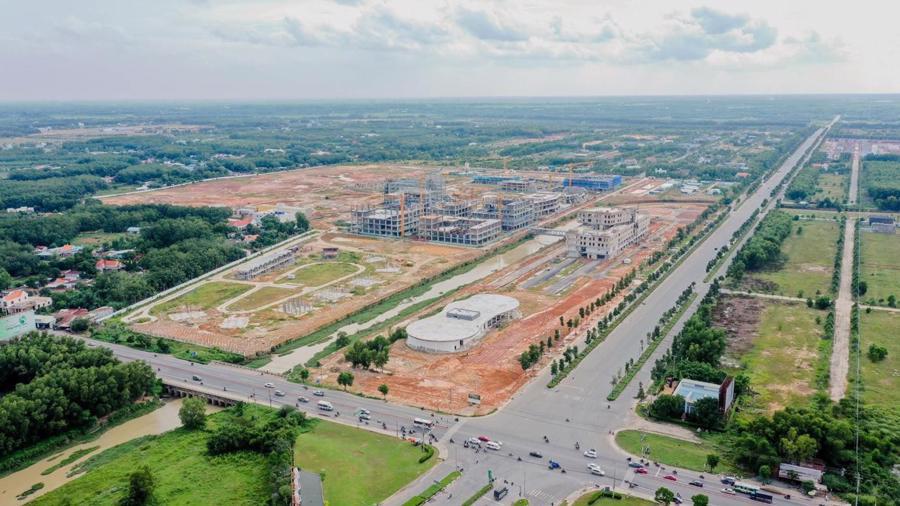 Bến Cát – Bình Dương sắp có trung tâm thương mại, đại học quốc tế lớn bậc nhất Việt Nam - Ảnh 2.