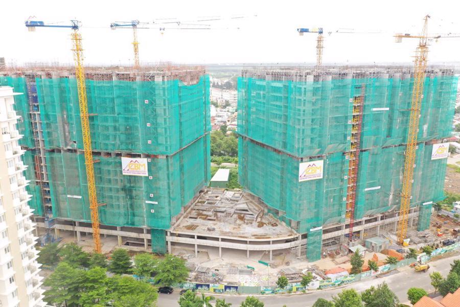 Chính thức cất nóc dự án căn hộ hạng sang đầu tiên tại Biên Hòa - Ảnh 3.