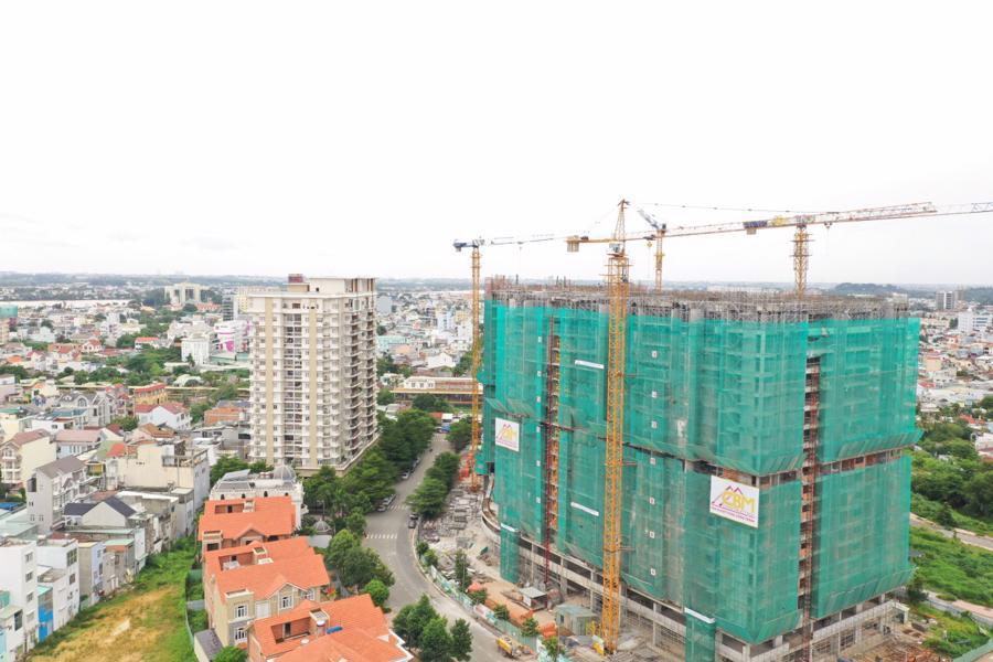 Chính thức cất nóc dự án căn hộ hạng sang đầu tiên tại Biên Hòa - Ảnh 4.