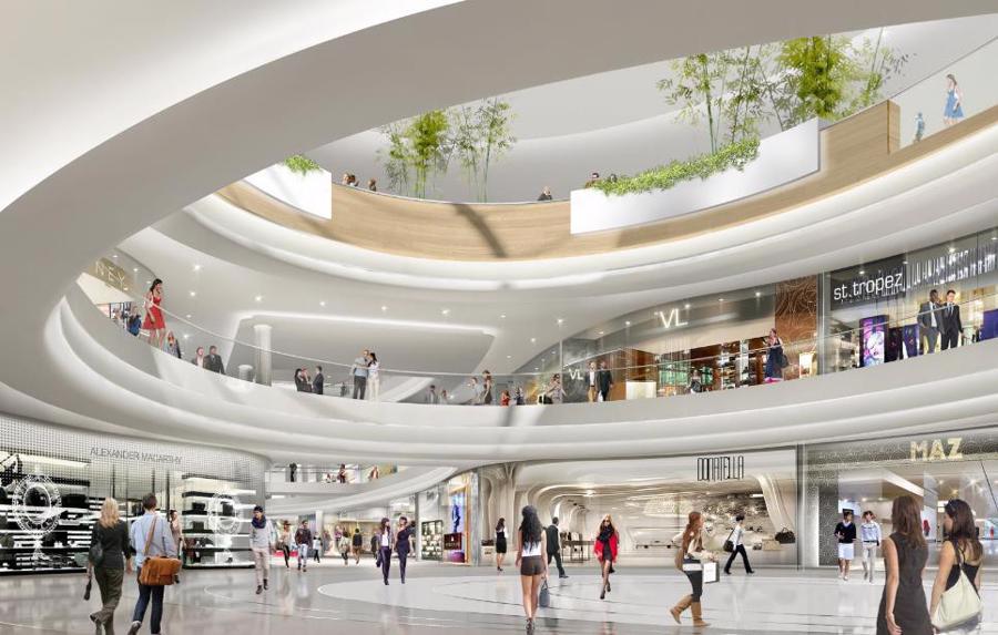 Bến Cát – Bình Dương sắp có trung tâm thương mại, đại học quốc tế lớn bậc nhất Việt Nam - Ảnh 4.