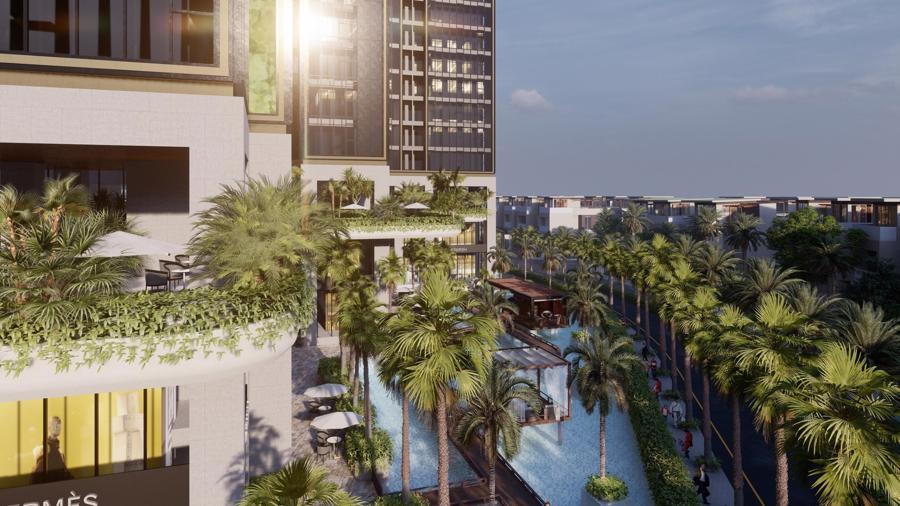Sunshine Group triển khai tổ hợp resort trên ốc đảo, giữa hồ nhân tạo lớn bậc nhất Sài Gòn - Ảnh 5.