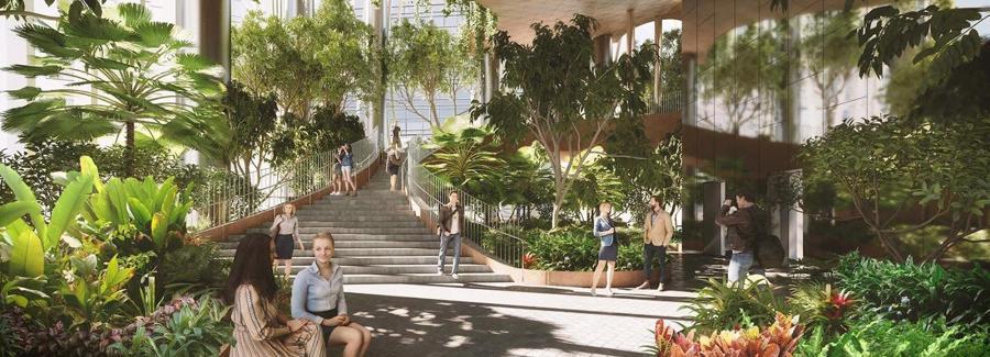 Dự án đầu tiên tại Quận 7 có 100% căn hộ thiết kế kính tràn nguyên khối từ trần xuống sàn - Ảnh 6.