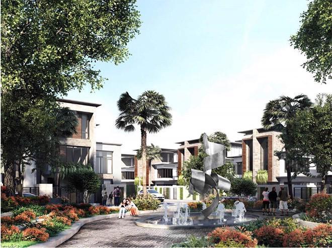 Cận cảnh công trường thi công dự án biệt thự biển giá 4 tỷ tại Phan Thiết - Ảnh 8.
