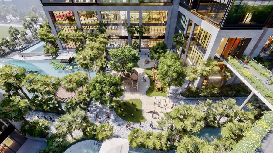 Sunshine Group triển khai tổ hợp resort trên ốc đảo, giữa hồ nhân tạo lớn bậc nhất Sài Gòn - Ảnh 8.