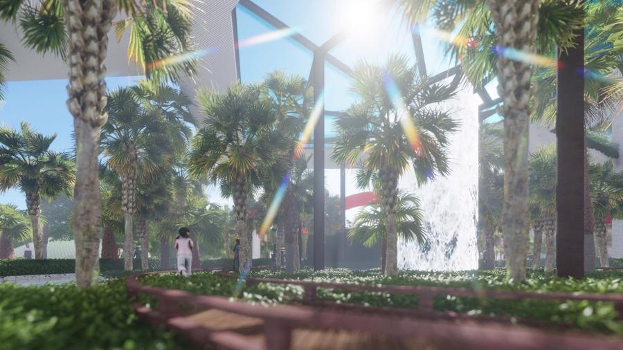 Sunshine Group triển khai tổ hợp resort trên ốc đảo, giữa hồ nhân tạo lớn bậc nhất Sài Gòn - Ảnh 9.