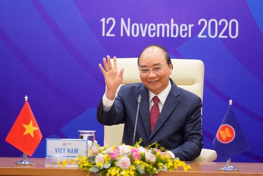 Việt Nam đóng góp 100.000 USD vào Quỹ ASEAN Ứng phó dịch Covid-19 - Ảnh 1.