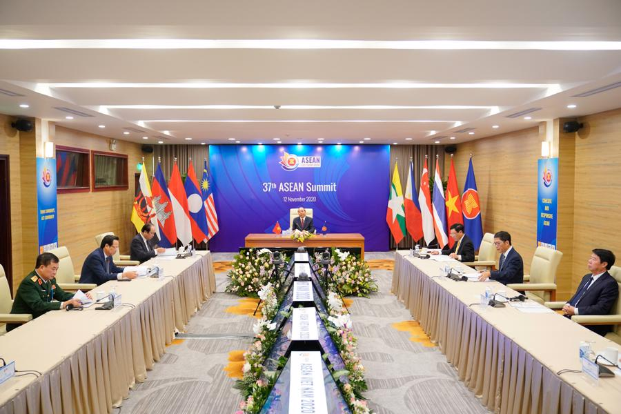 Việt Nam đóng góp 100.000 USD vào Quỹ ASEAN Ứng phó dịch Covid-19 - Ảnh 2.