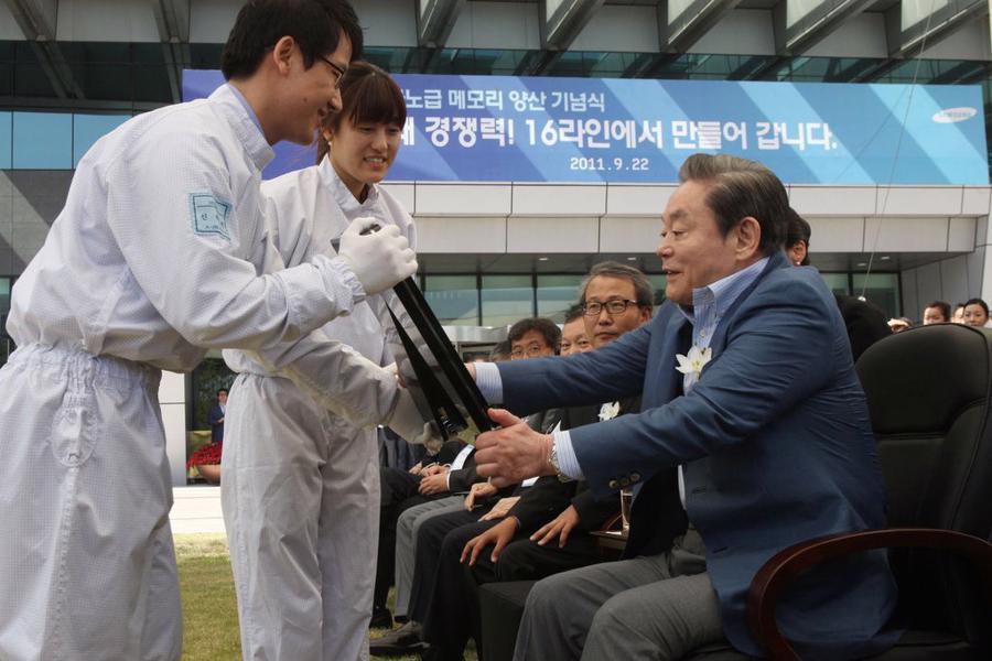 Chủ tịch Lee Kun Hee xây dựng Samsung trở thành đế chế khổng lồ thế nào? - Ảnh 2.