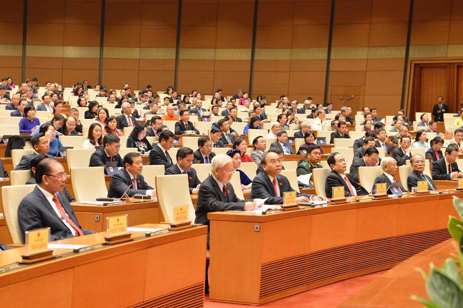 Quốc hội khóa 14: Quyết định nhiều vấn đề phức tạp, chưa có tiền lệ - Ảnh 3.