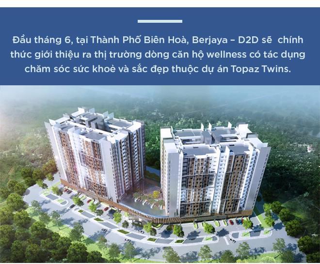 Xuất hiện căn hộ chăm sóc sức khỏe đầu tiên tại Biên Hòa - Ảnh 1.
