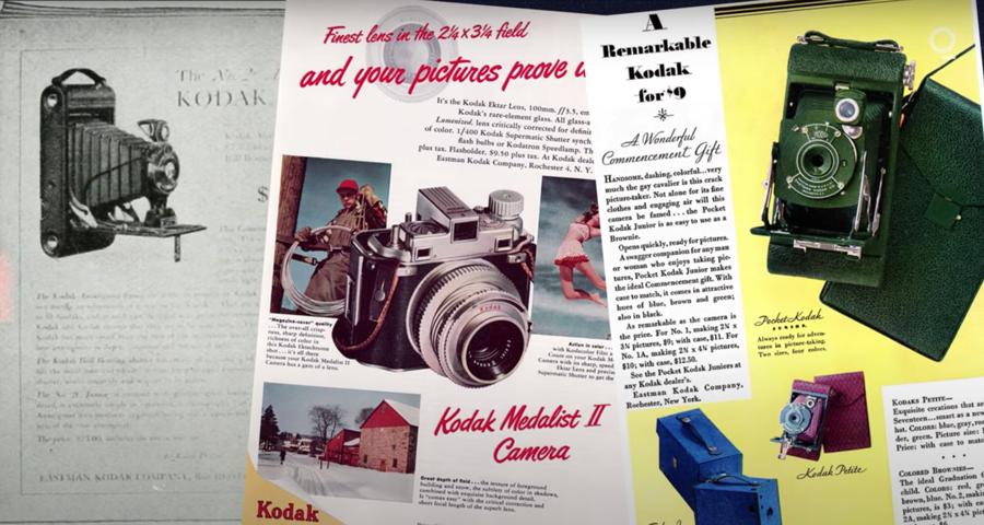 Kodak: Con đường từ đế chế máy ảnh số 1 nước Mỹ thành nhà sản xuất dược phẩm - Ảnh 2.