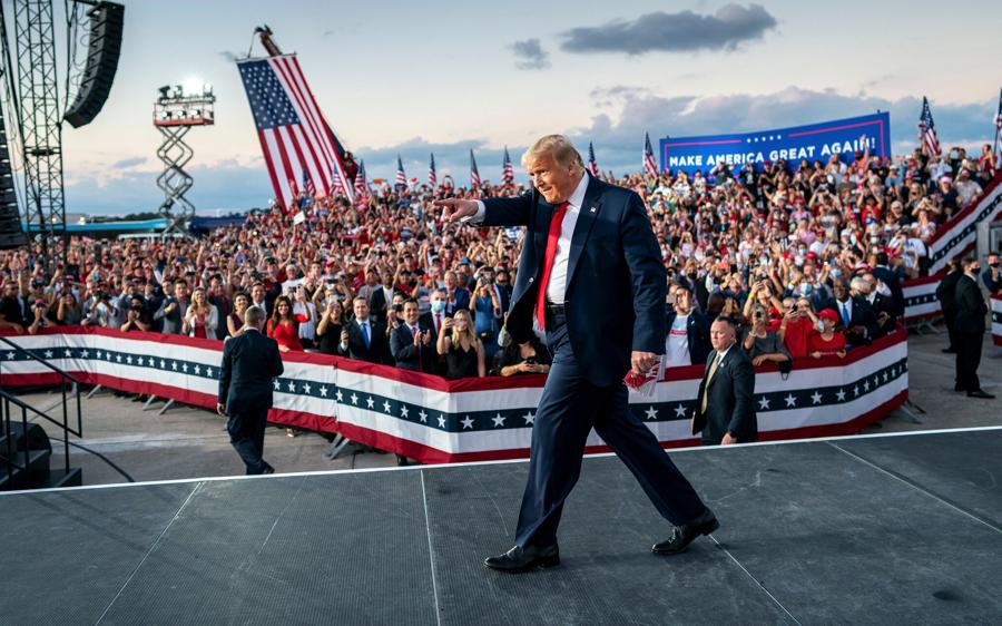 Thế giới năm 2020 qua ảnh: Năm của những sự kiện chưa từng có - Ảnh 19.