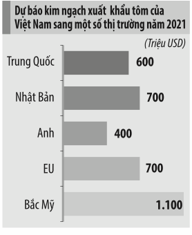 2020: xuất khẩu tôm được mùa - Ảnh 2.