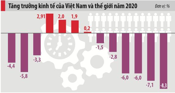 Kinh tế Việt Nam: Nỗ lực năm 2020 và triển vọng năm 2021 - Ảnh 3.