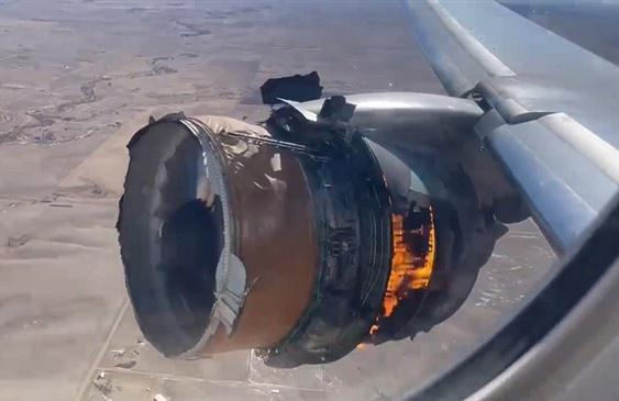 Mỹ và Nhật đình chỉ bay Boeing 777 sau sự cố động cơ bốc cháy - Ảnh 1