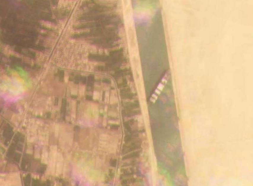 Sự cố Kênh đào Suez khiến gần 10 tỷ USD hàng hóa bị tắc nghẽn mỗi ngày - Ảnh 1.