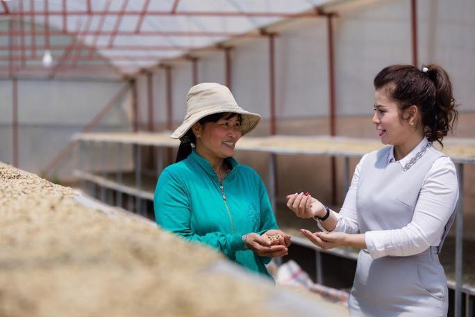 CEO King Coffee: Muốn tạo ra tuyệt phẩm cà phê Việt được cả thế giới ưa chuộng - Ảnh 1.