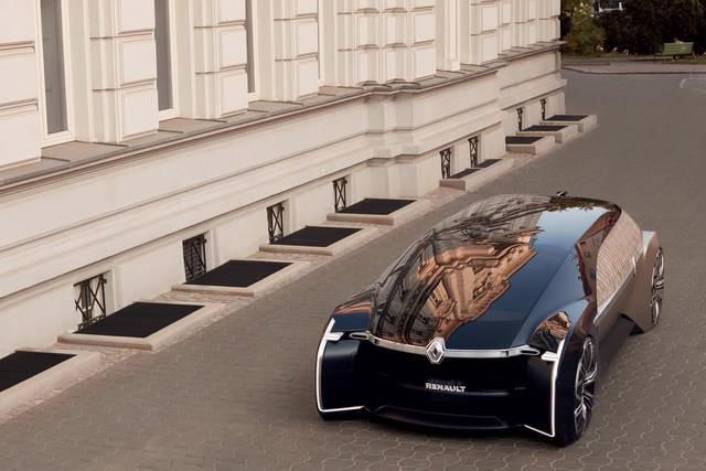 Thiết kế ôtô điện tự lái như phòng khách của Renault - Ảnh 4.