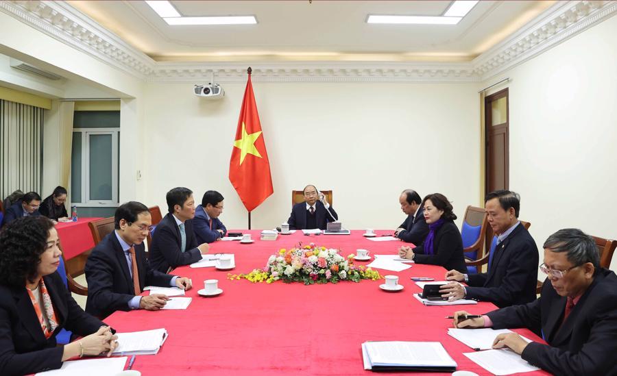 Tổng thống Mỹ Donald Trump muốn thăm lại Việt Nam thời gian tới - Ảnh 1.