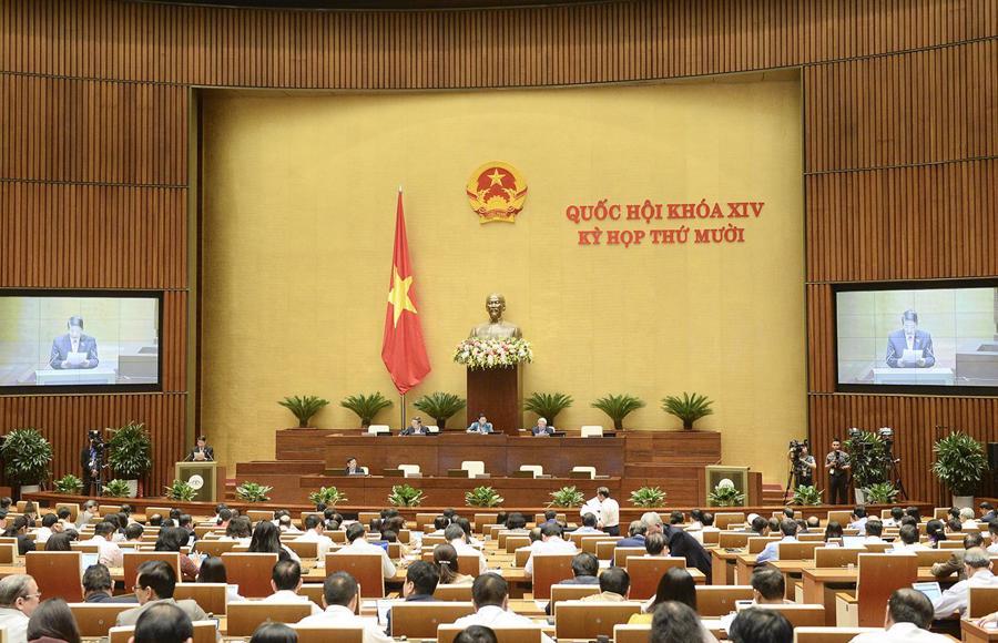 Quốc hội duyệt mức bội chi ngân sách 4% năm 2021 - Ảnh 1.