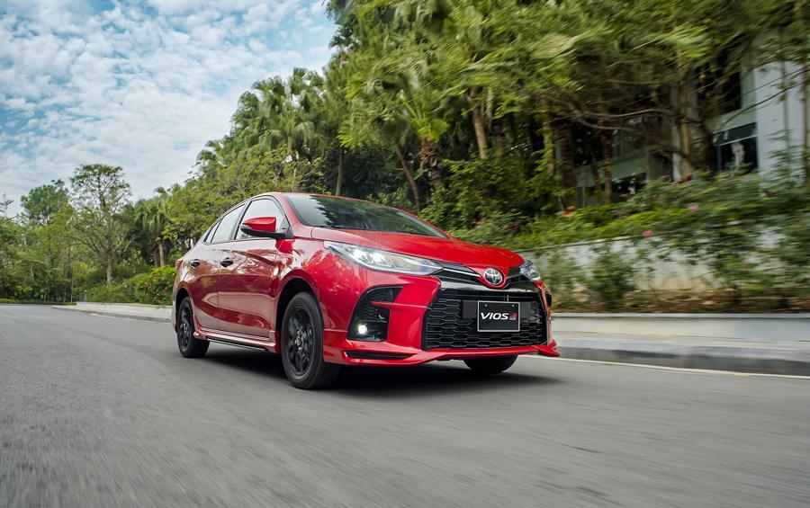 Toyota Vios 2021 mới giá cao nhất 638 triệu đồng tại Việt Nam - Ảnh 1.
