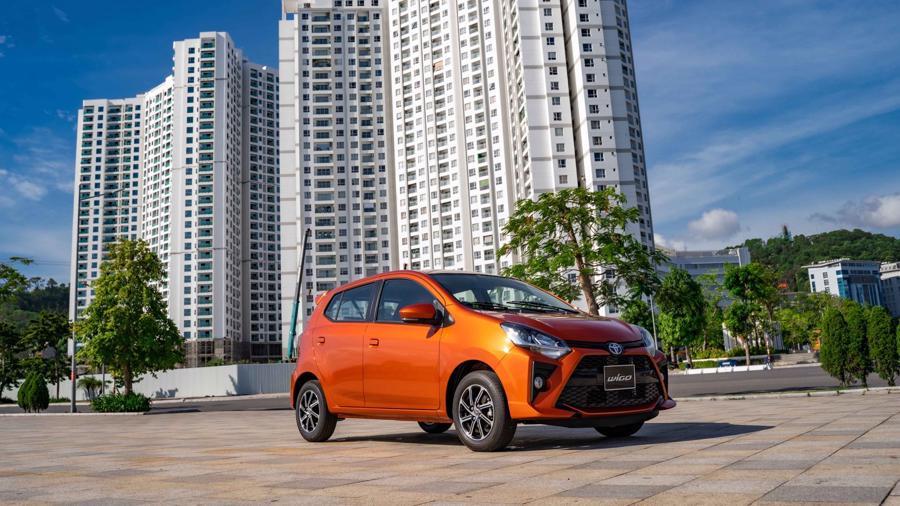 Toyota Wigo từng được kỳ vọng đưa làn gió mới vào phân khúc xe cỡ A.
