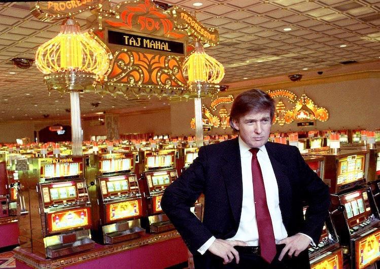 6 lần kinh doanh thất bại của ông Trump - Ảnh 1.