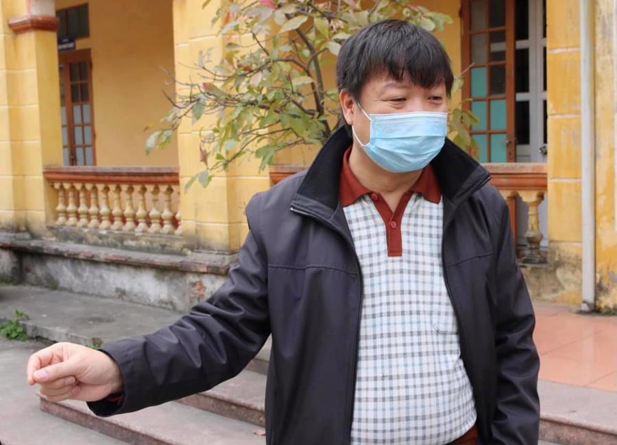 """Phó Viện trưởng Vệ sinh Dịch tễ Trung ương: Chủng virus mới ở Hải Dương """"lây rất nhanh"""" - Ảnh 1."""