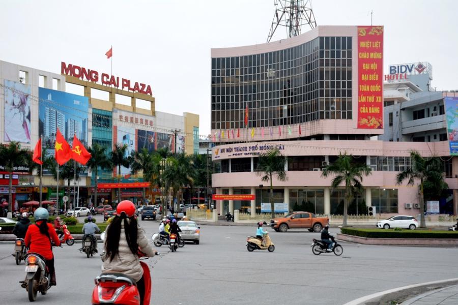 Thủ tướng duyệt Điều chỉnh Quy hoạch Khu kinh tế cửa khẩu Móng Cái đến năm 2040 - Ảnh 1.
