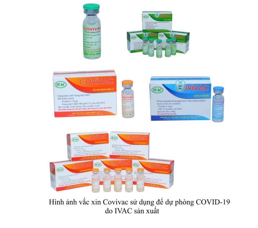Vaccine Covid-19 thứ hai của Việt Nam dự kiến tiêm thử nghiệm ngay sau Tết Nguyên đán - Ảnh 1.