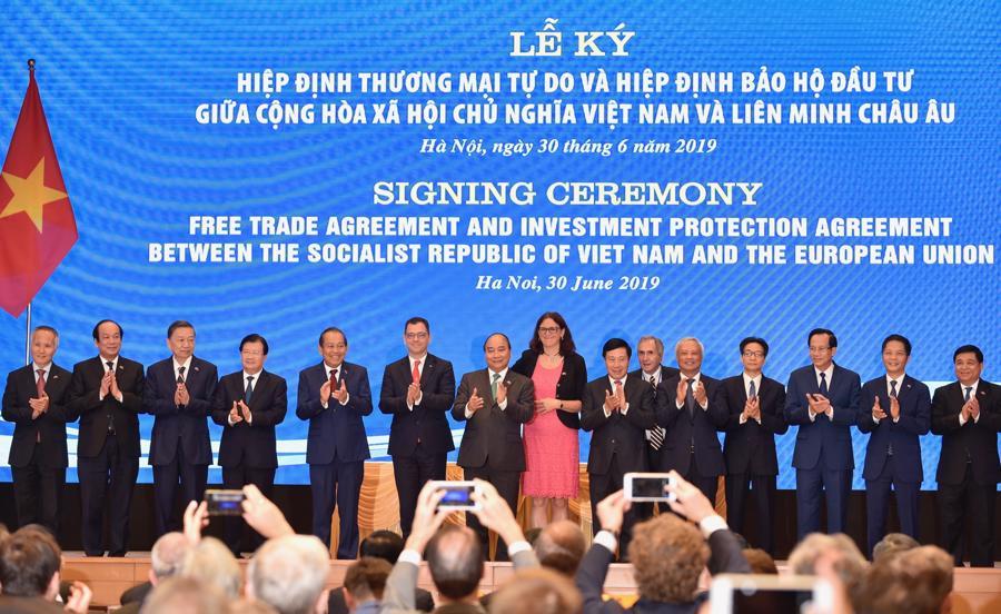 Những bước phát triển toàn diện trong quan hệ Việt Nam - EU và triển vọng thời gian tới - Ảnh 2.
