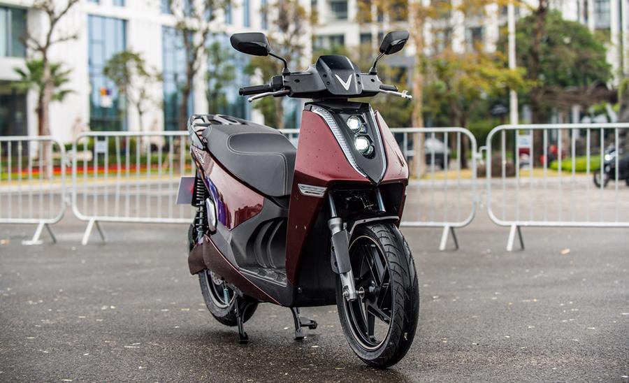 VinFast ra mắt bộ đôi xe máy điện mới, chưa có giá bán - Ảnh 1.