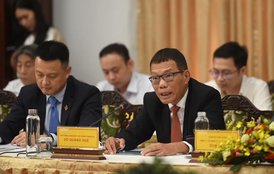 Đối thoại 2045: Việt Nam cần tăng trưởng 7%/năm trong 25 năm tới để trở thành nước thu nhập cao - Ảnh 1.