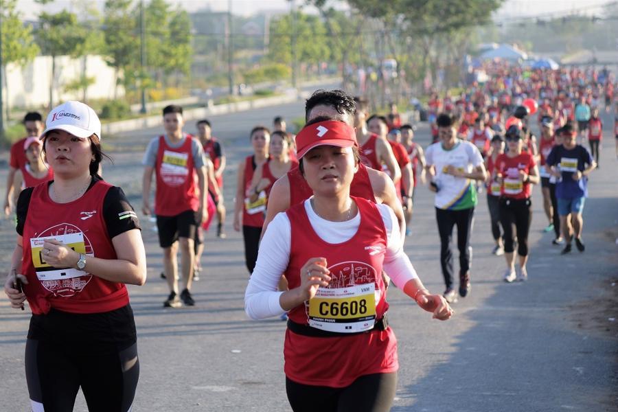 Điều gì làm nên sức hút của giải Marathon quốc tế Techcombank 2018? - Ảnh 1.