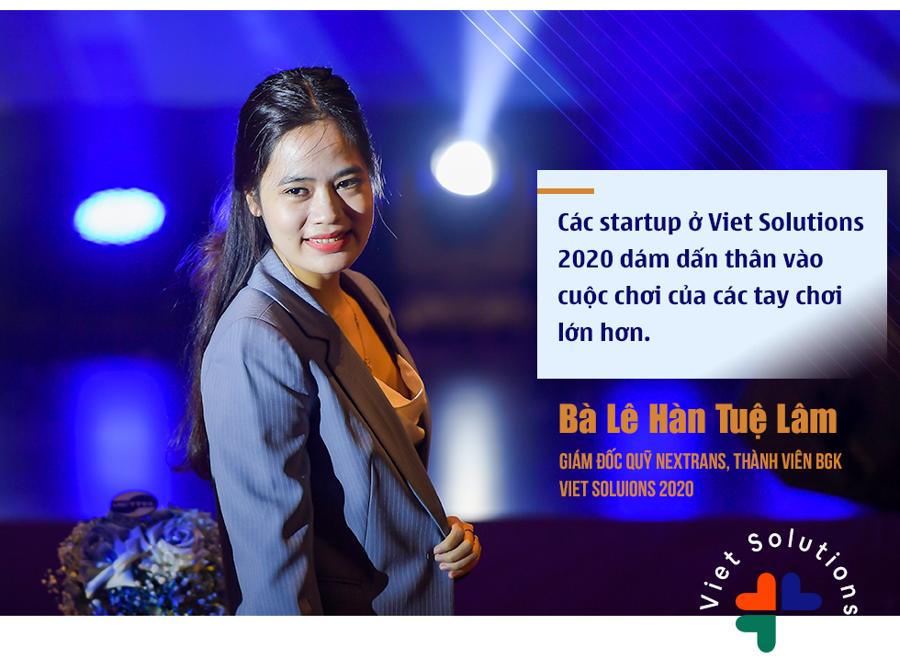 VietSolutions 2020 và chuyện startup công nghệ dám chơi lớn - Ảnh 5.